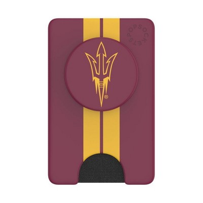 NCAA Arizona State Sun Devils PopSockets PopWallet+ (with PopTop)