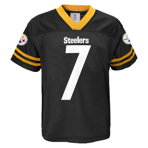 83173033e Pittsburgh Steelers Toddler Boys  Athletic Jersey -   Target