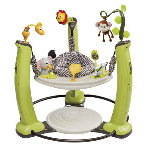 Evenflo® ExerSaucer Jump & Learn Activity Center - image 1 of 9
