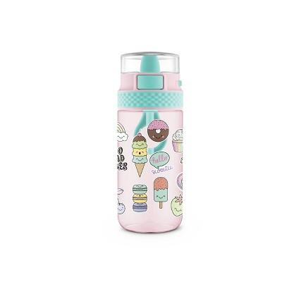 Ello Stratus 16oz Plastic Kids Tritan Water Bottle