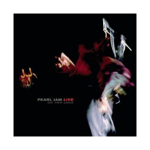 Pearl JamPearl Jam - Live On Two Legslive On Two Legs (CD)