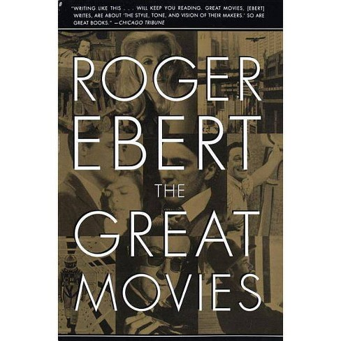 The Great Movies - by  Roger Ebert (Paperback) - image 1 of 1