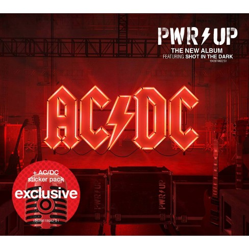 AC/DC - Pwr Up (Target Exclusive, CD) - image 1 of 2