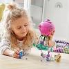 LEGO Trolls World Tour Poppy's Hot Air Balloon Adventure Building Kit 41252 - image 3 of 4