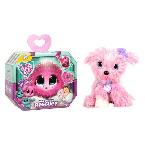 Little Live Pets Scruff A Luv Pink Target