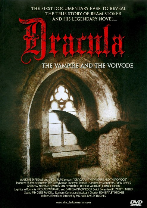 Dracula:Vampire and the voivode (DVD) - image 1 of 1