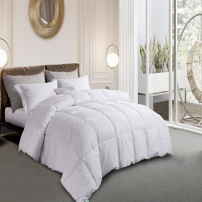 Goose Feather & Down Comforter White - Martha Stewart