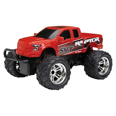 New Bright RC 2016 Ford Raptor Truck - FF Chargers 1:18