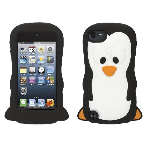 Griffin Technology KaZoo Case for iPod Touch 5th/6th Generation Penguin - image 1 of 1