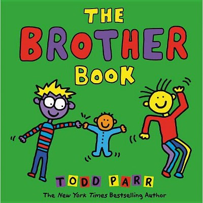 The Brother Book - (Hardcover)