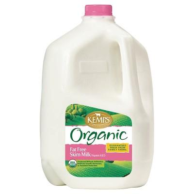 Kemps Organic Skim Milk - 1gal