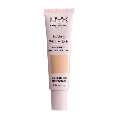 NYX Professional Makeup Bare with Me Tinted Skin Veil - 0.91 fl oz