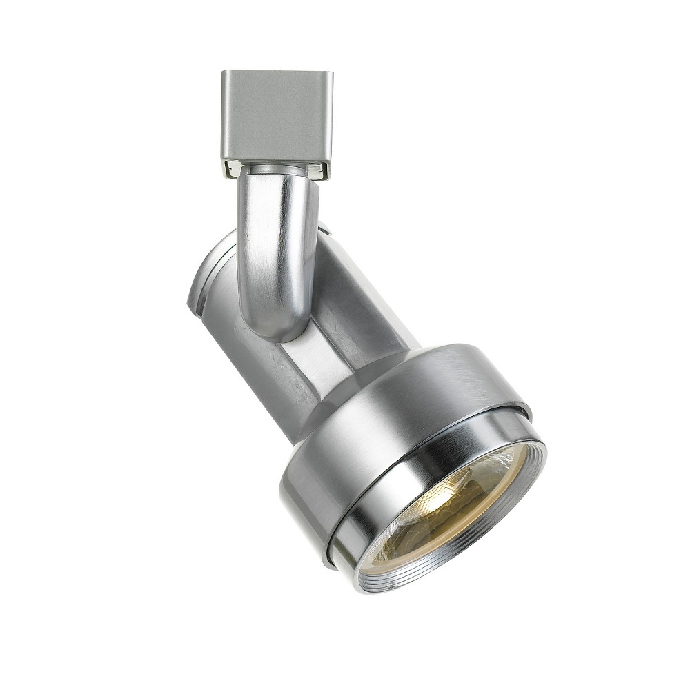 Integrated Led Track Fixture Steel (Silver) 1 Ceiling lights - Cal Lighting