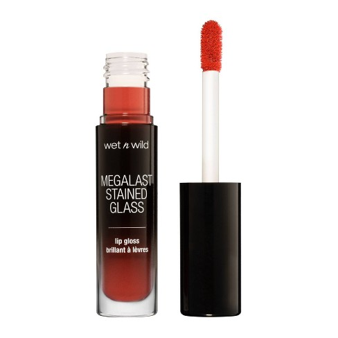 Wet n Wild Megalast Stained Glass Lip Gloss – Reflective Kisses - 0.08oz - image 1 of 3