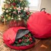 "TreeKeeper 24"" Wreath Storage Bag - image 3 of 4"
