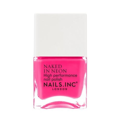 Nails.INC Naked in Neon Nail Polish - 4.6 fl oz - image 1 of 4