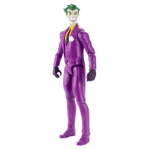 "Justice League Action The Joker Figure 12"" - image 1 of 4"