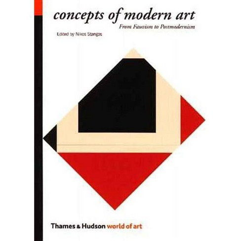 Concepts of Modern Art - (World of Art) 3 Edition (Paperback) - image 1 of 1