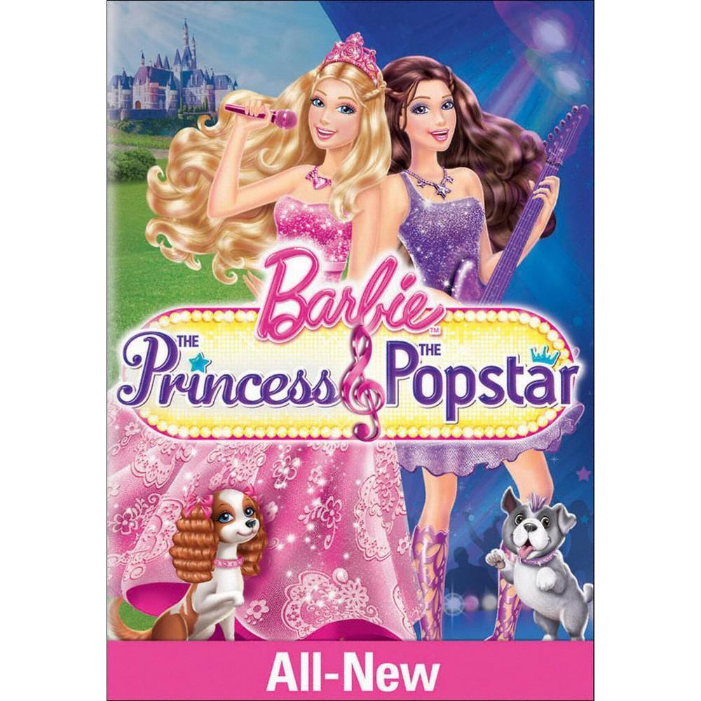 Barbie: The Princess & the Popstar (dvd_video)