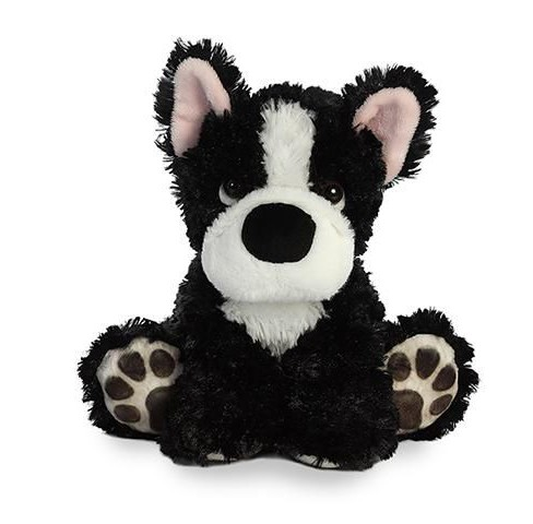 Aurora World Boston Terrier Big Paws 9 Stuffed Animal Target