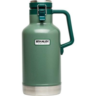 Stanley Classic Vacuum Growler - Hammertone Green (64oz)