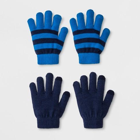 f7d3b173b734 Boys  2pk Magic Gloves - Cat   Jack™ One Size   Target