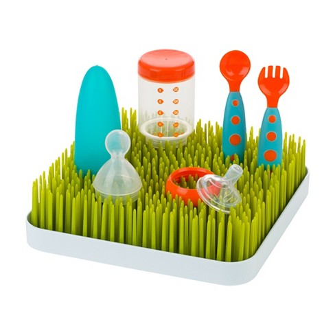 Boon Grass Countertop Bottle Drying Rack - image 1 of 14
