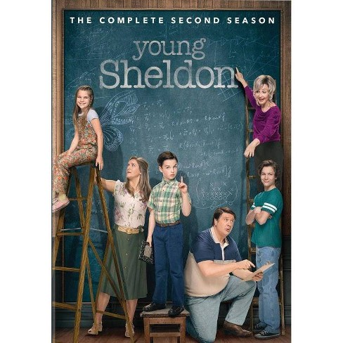 Young Sheldon: The Complete Second Season (DVD) - image 1 of 1
