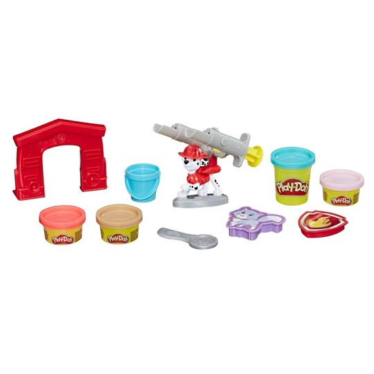Play-Doh PAW Patrol Rescue Marshall 4pk image number null