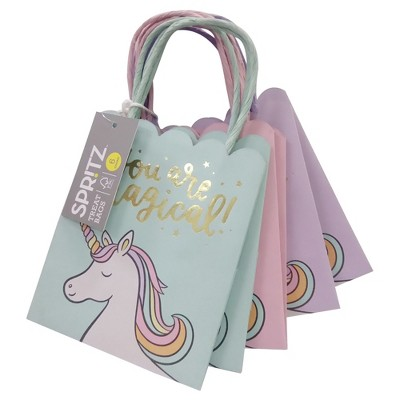 6ct Enchanted Forest Treat Bag - Spritz™