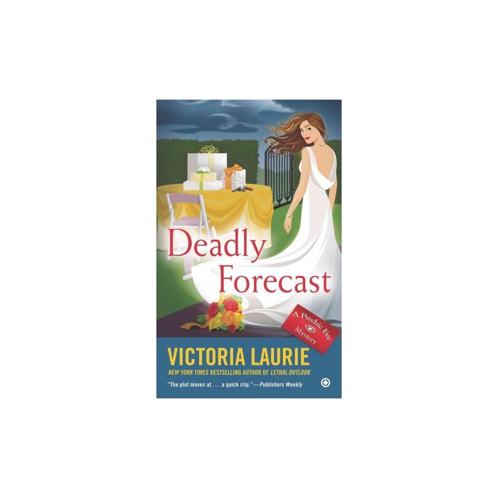Deadly Forecast (Reissue) (Paperback)