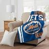 MLB New York Mets Micro Fleece Throw Blanket - image 2 of 2