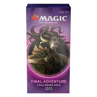 Magic:The Challenger Final Adventure Challenger Deck