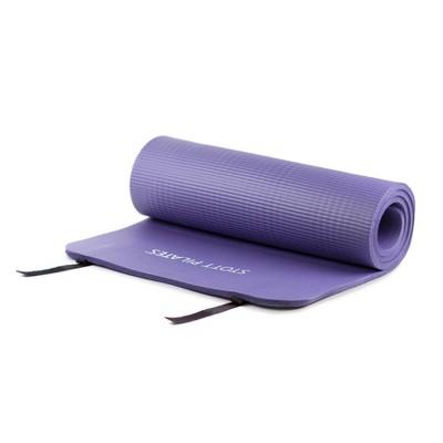 Stott Pilates Express Yoga Mat - Violet (10mm)