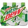 Diet Mountain Dew Citrus Soda- 6pk/16 Fl Oz Bottles - image 2 of 4