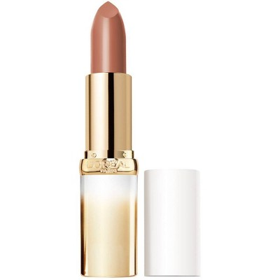 L'Oreal Paris Age Perfect Satin Lipstick with Precious Oils - 0.13oz