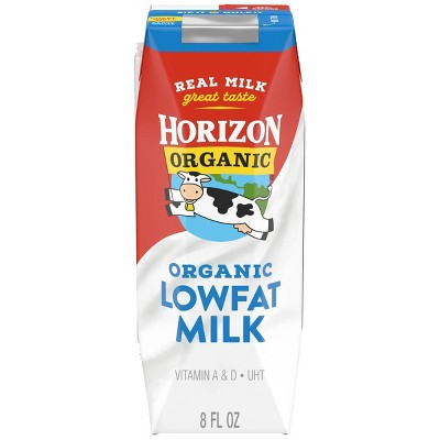 Horizon Organic 1% Milk - 8 fl oz