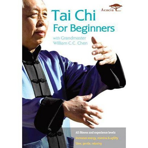Tai Chi for Beginners (DVD) - image 1 of 1