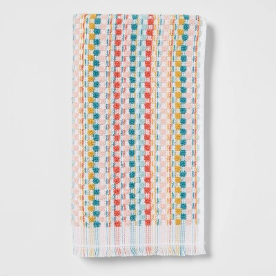 Multi Striped Sonoma Hand Towel - Opalhouse™