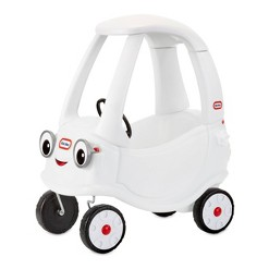Little Tikes D.I.Y. Cozy Coupe with Craft Kit