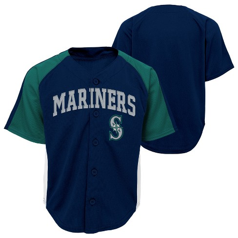 MLB Seattle Mariners Boys' Infant/Toddler Team Jersey