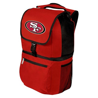 NFL Zuma Cooler Backpack by Picnic Time - Red