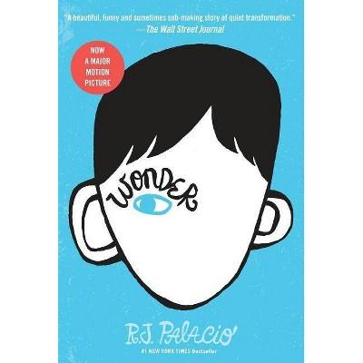 Wonder - by R. J. Palacio (Hardcover)
