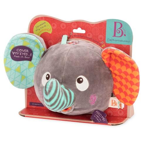 Baby B Funky Elephant Ball Target