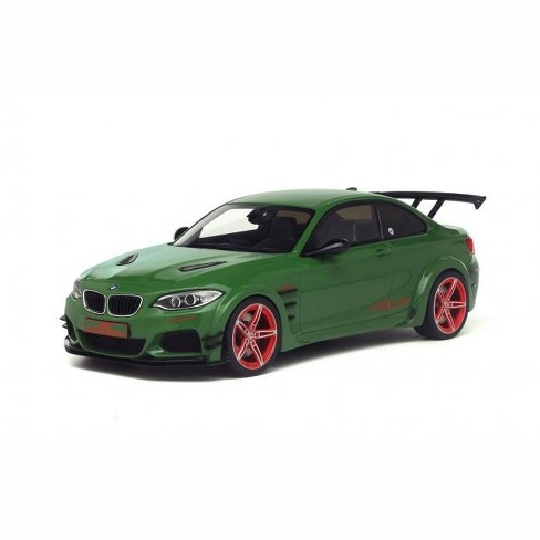 BMW AC Schnitzer ACL2 Green Concept Car Limited Edition to 2000pcs 1/18 Model Car by GT Spirit - image 1 of 4