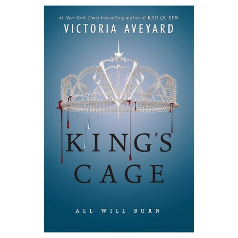King's Cage (Red Queen Series #3) (Exclusive Poster) by Victoria Aveyard - image 1 of 1