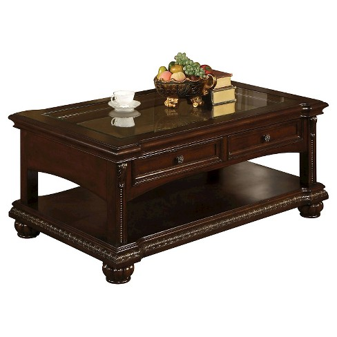 Coffee Table Cherry - ACME - image 1 of 2