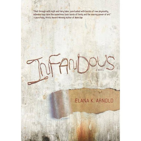 Infandous - by  Elana K Arnold (Paperback) - image 1 of 1