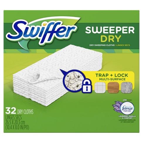 Swiffer Sweeper Dry With Febreze Lavender Vanilla