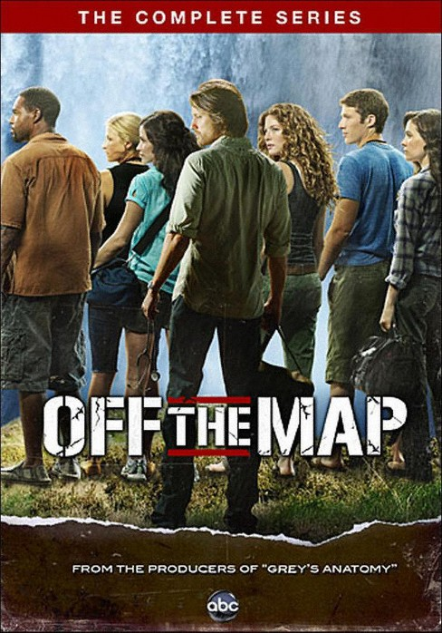Off the Map: The Complete Series [3 Discs] - image 1 of 1